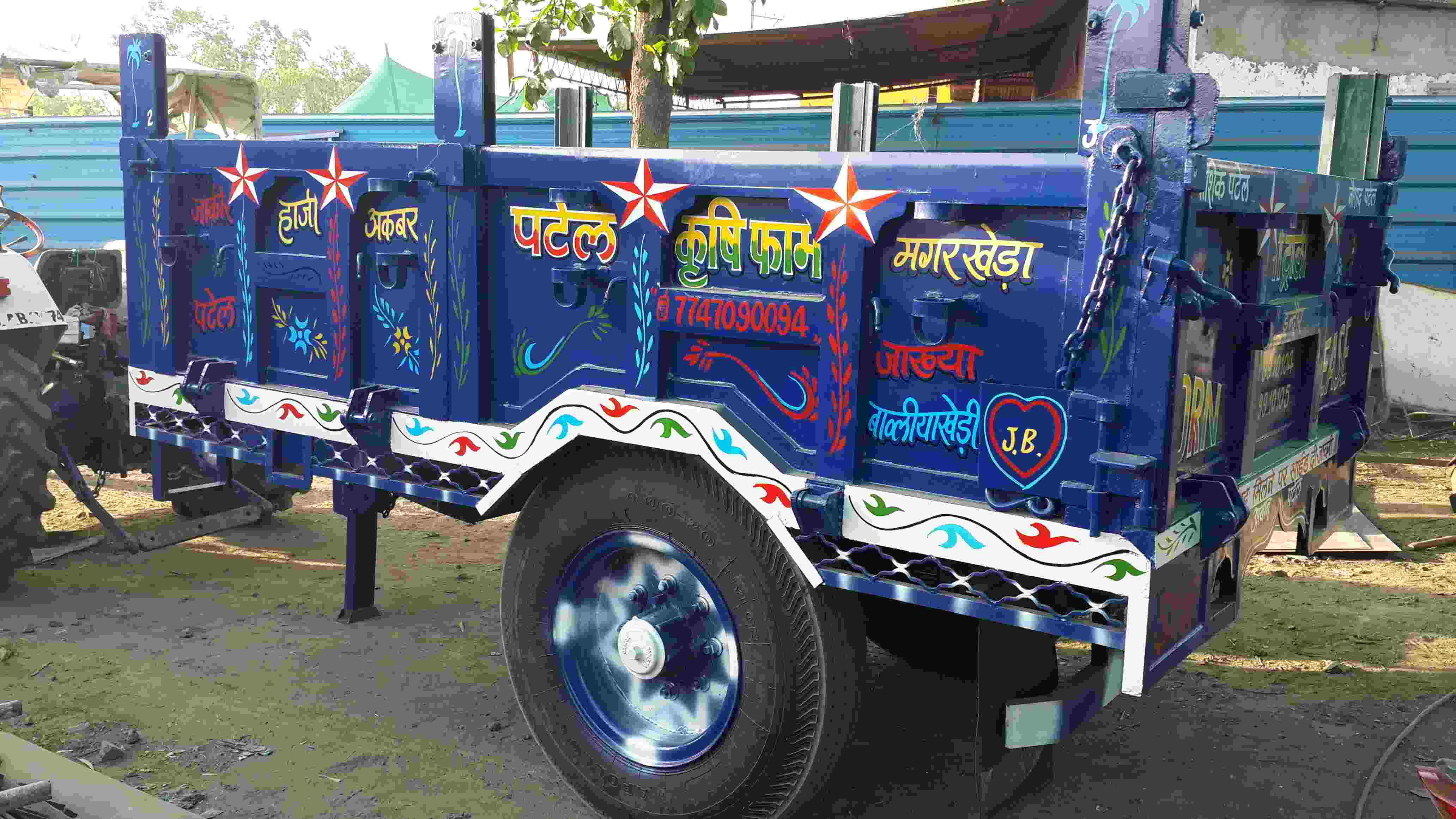 Best manufecturing of agreculture and harvesting indore truk trailer altavistaventures Image collections
